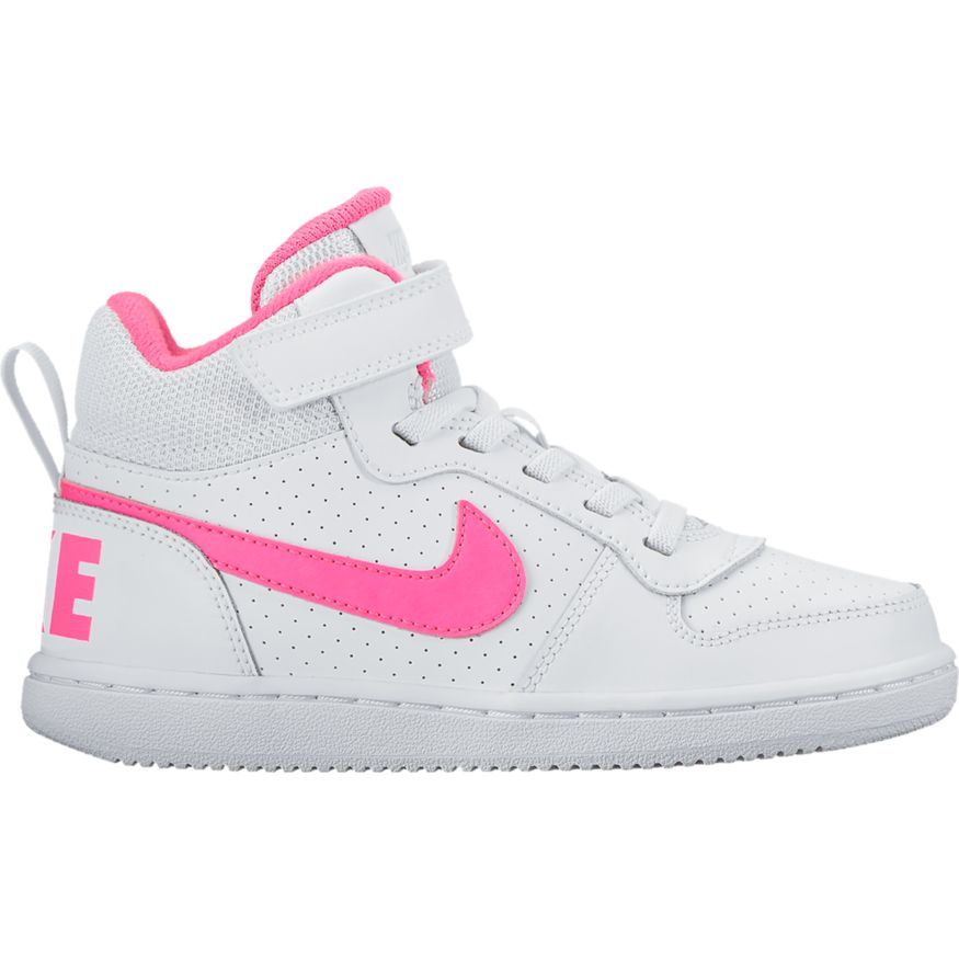 f2aa6bb882 Nike Court Borough Mid kislány utcai cipő , Lány Gyerek cipő | utcai ...